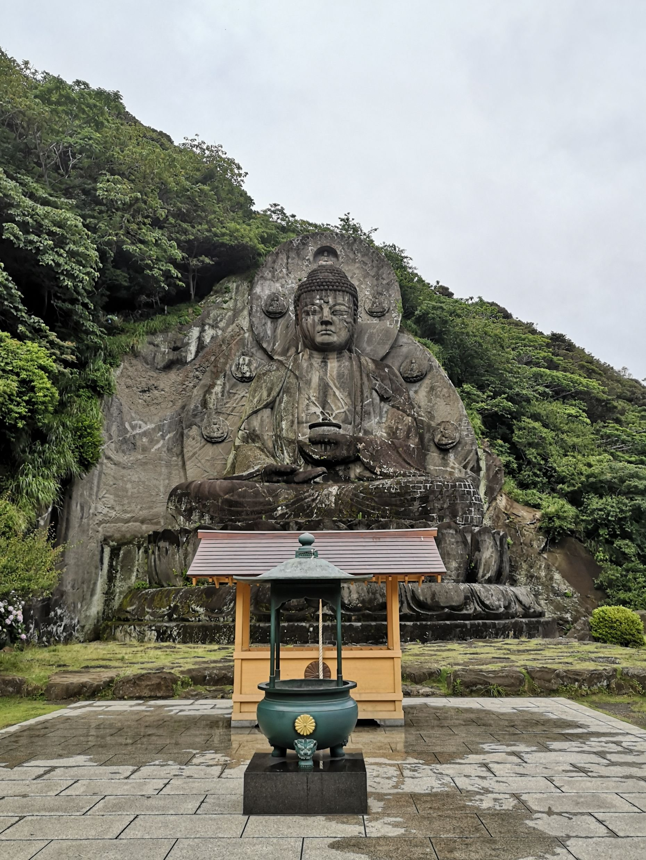Trip: Nokogiriyama and Nihonji temple