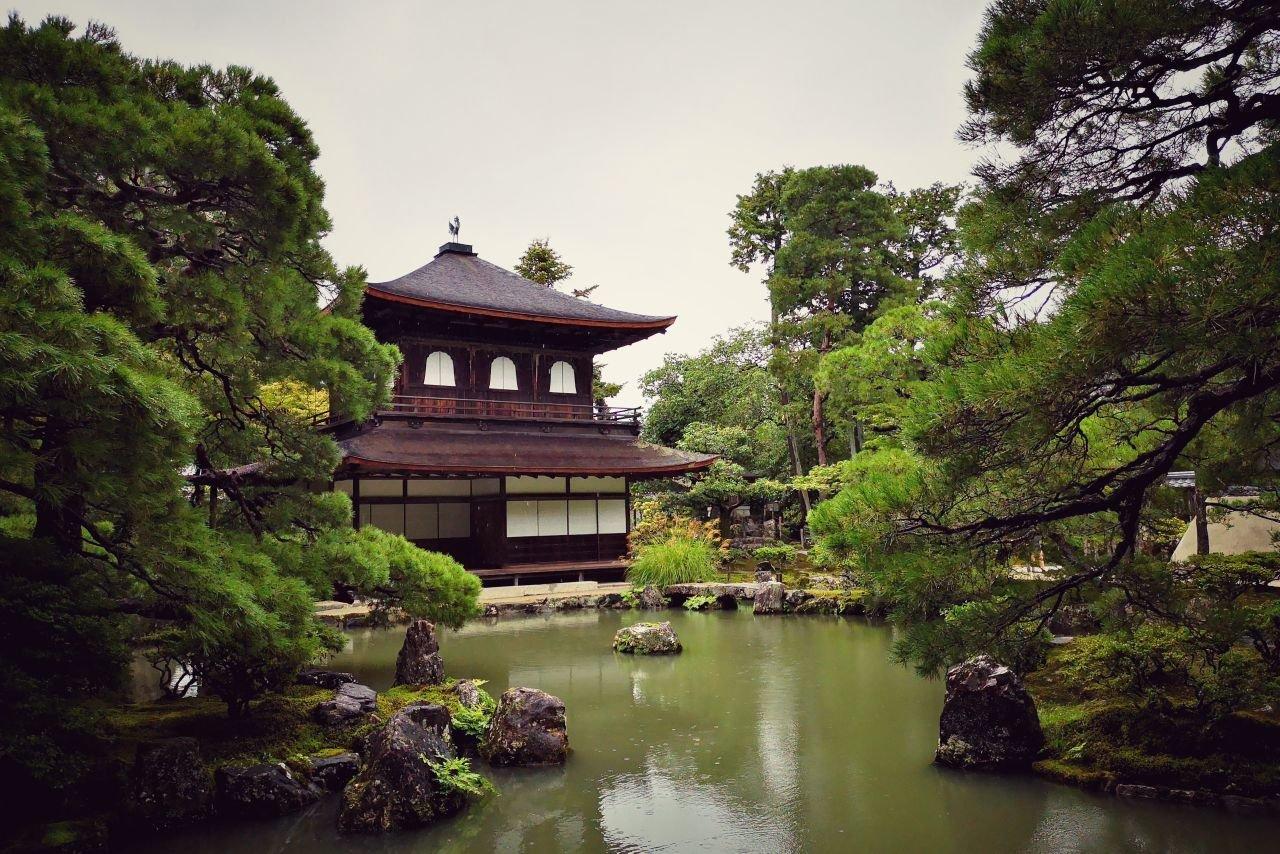 Kyoto – northeast